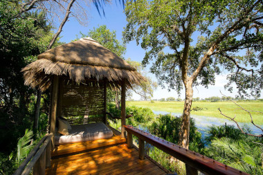 Jao camp shala Botswana