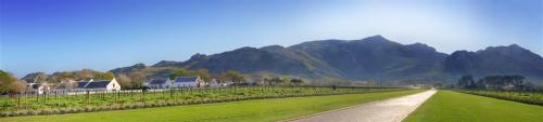 La Motte Cape winelands