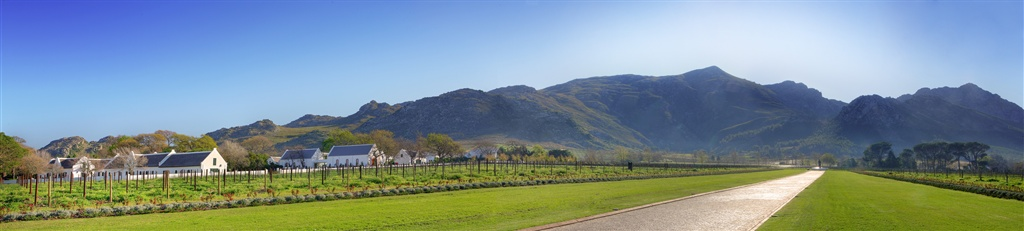 Cape Winelands La Motte