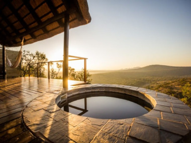leopard mountain tub  Kwa Zulu