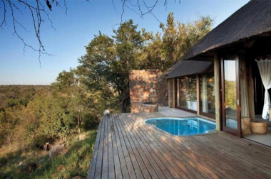 leopard Hill sabi sands reserve south africa safari