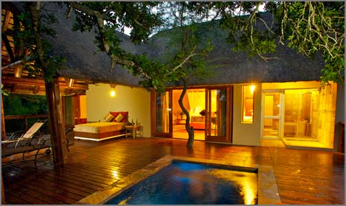 Elephant Plains Honeymoon Suite