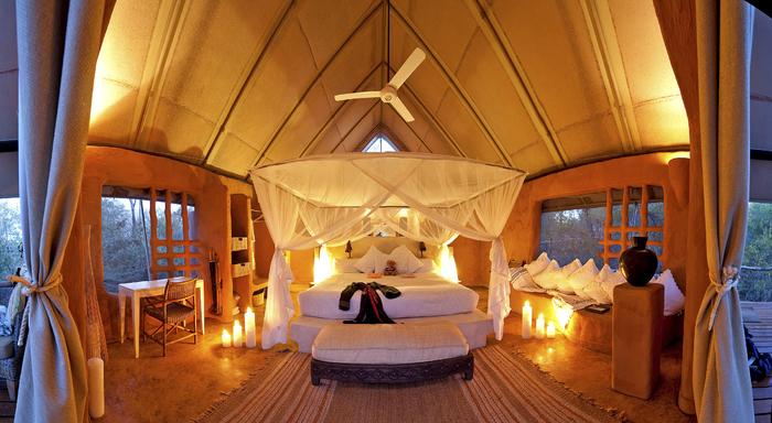 Garonga Safari Camp Tent