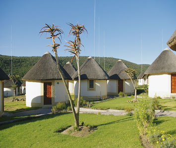 Eastern Cape Cultural tour lodging.