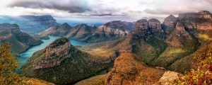 panorama route three rondavels South Africa
