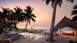private plunge pool benguerra island mozambique