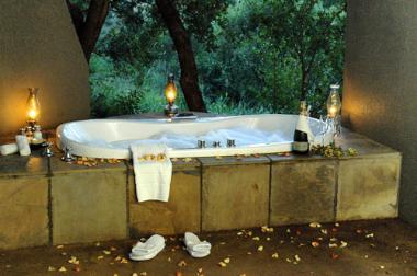 Selati camp private pool