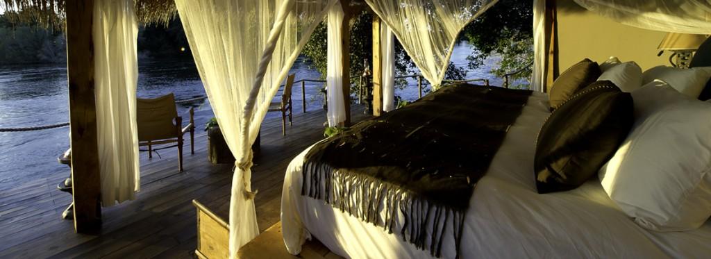 Sinda island lodge Victoria Falls