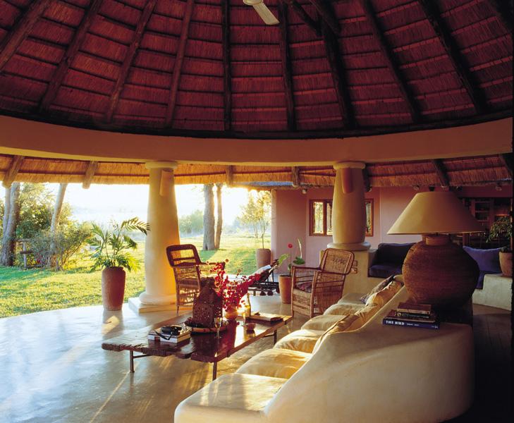 Tangala  house Livingstone Zambia