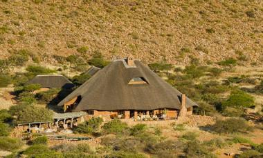 Tarkuni Tswalu Kalahari