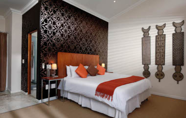 The Peech hotel boutique bedroom