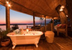 The Tree House Livingstone Victoria Falls.
