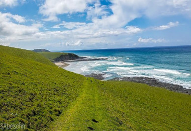 Trail wild coast eastern cape