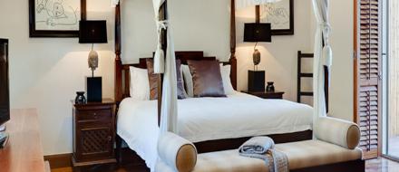 Villa Bali suite