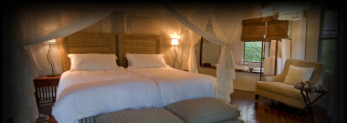 sussi chuma luxury bedroom victoria falls
